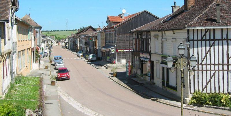 Vue à proximité Location Villa 116677 Troyes