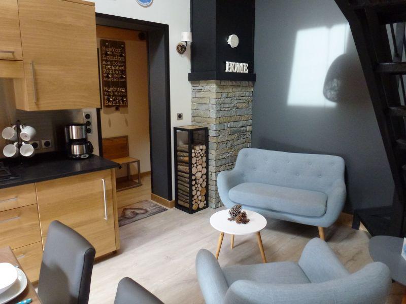 Séjour Location Appartement 116972 Léchère les Bains