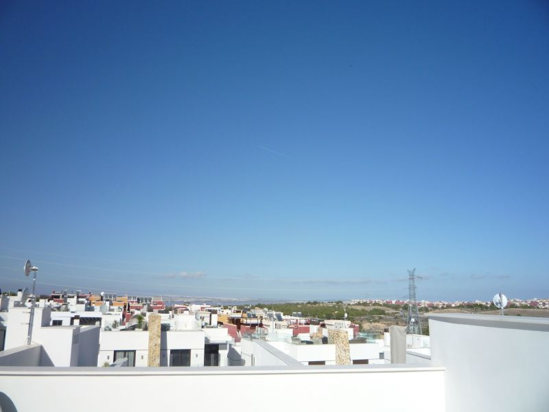 Vue de la terrasse Location Maison 117344 Orihuela