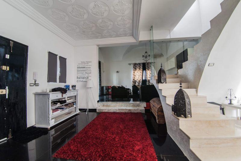 Entrée Location Villa 117770 Djerba