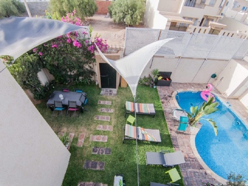 Jardin Location Villa 117770 Djerba