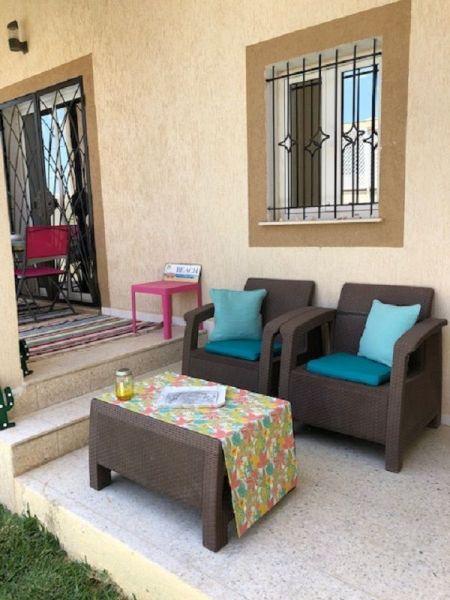 Terrasse Location Villa 117770 Djerba