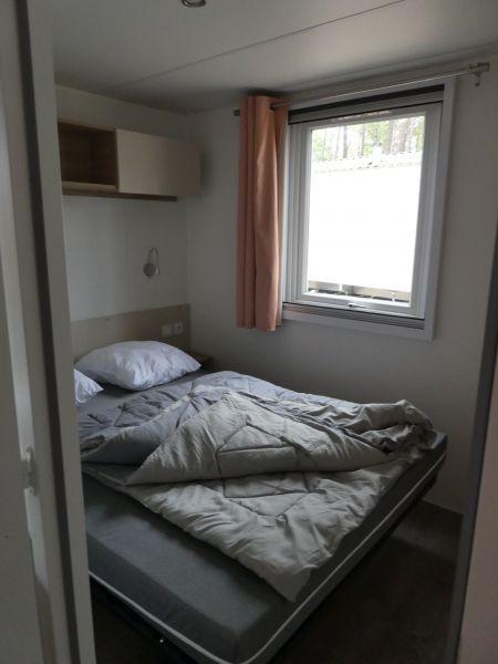 chambre 1 Location Mobil-home 117792 Saint-Julien-en-Born