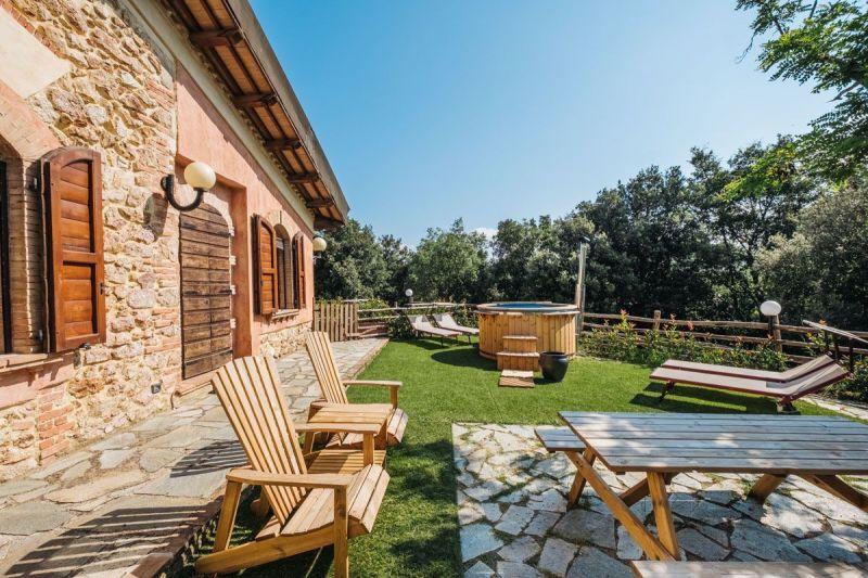 Cour Location Villa 118750 Gavorrano