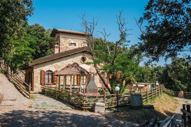 Entrée Location Villa 118750 Gavorrano
