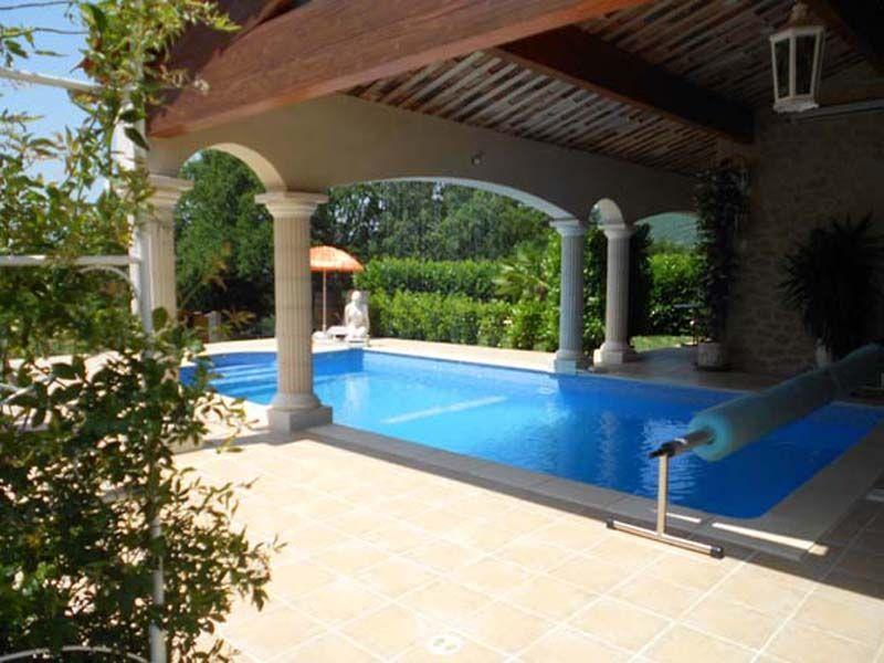 Piscine Location Gite 118847 Forcalquier