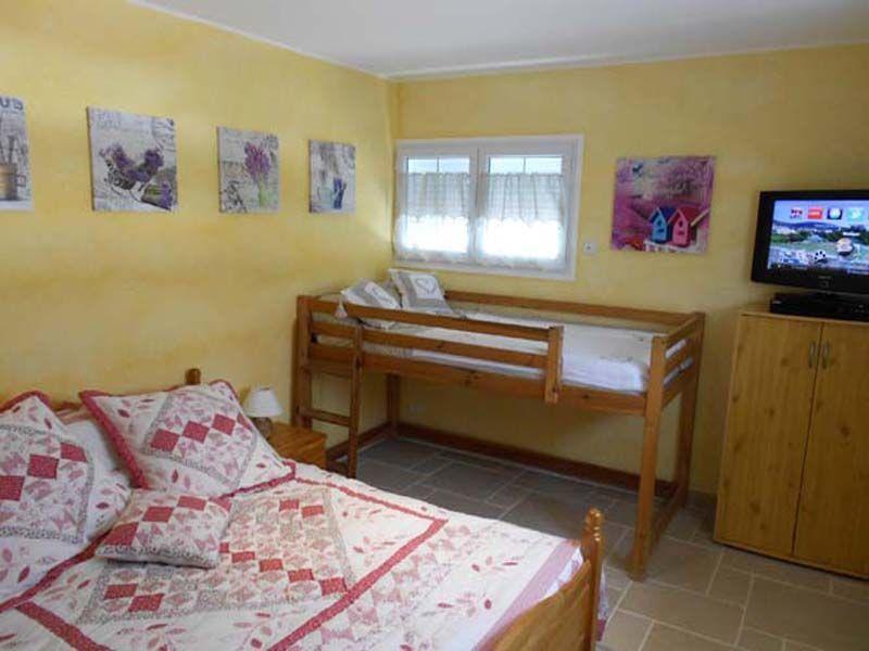 chambre 1 Location Gite 118847 Forcalquier