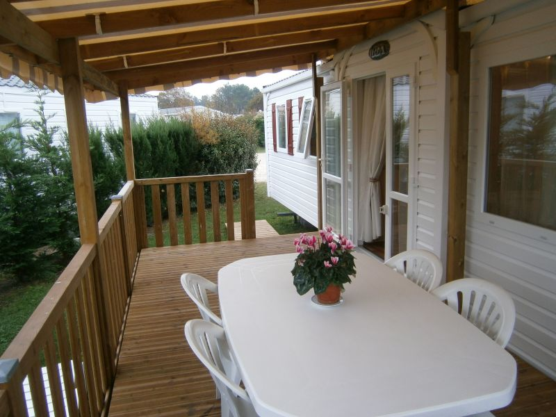 Terrasse Location Mobil-home 119163 Les Mathes