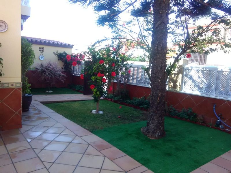 Jardin Location Chalet 119662 Chipiona