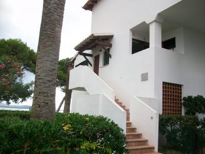 Vue extérieure de la location Location Appartement 63957 Puerto Pollensa