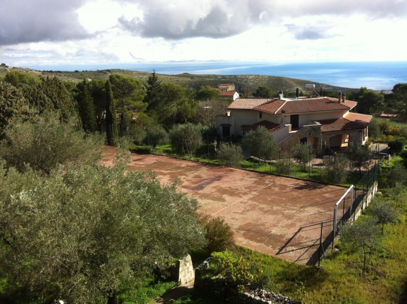 Vue de la terrasse Location Villa 64759 Avola