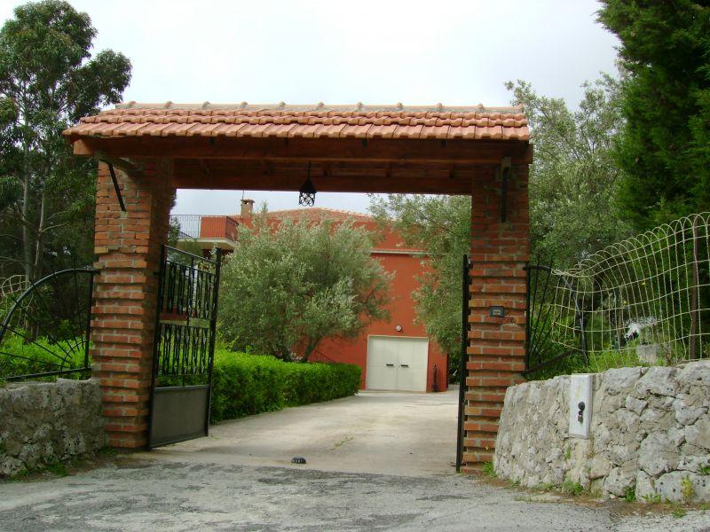 Entrée Location Villa 64759 Avola