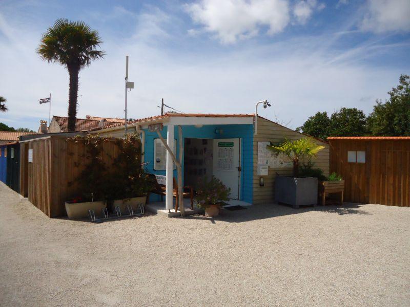 Entrée Location Mobil-home 68973 Dolus d'Oléron