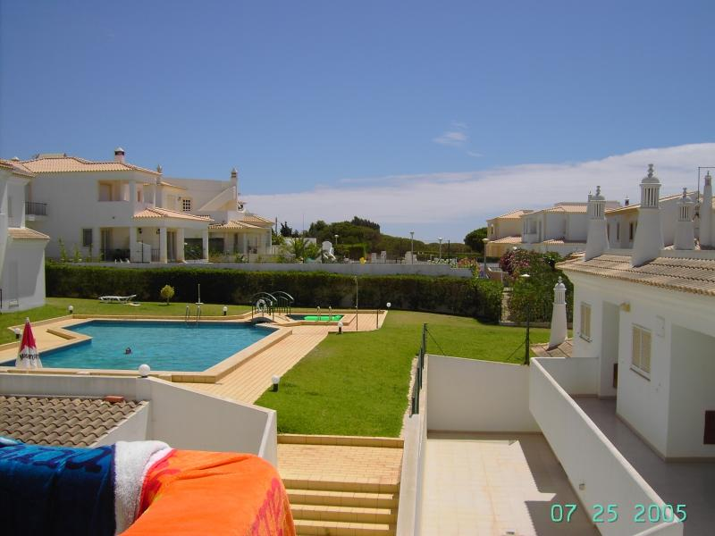 Vue du balcon Location Appartement 69920 Albufeira