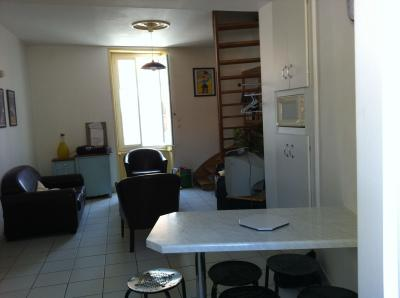 Salon Location Appartement 71525 Les  Sables d'Olonne