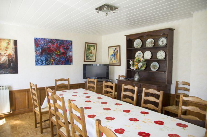 Salle à manger Location Gite 72063 Colombey-les-Deux-Églises