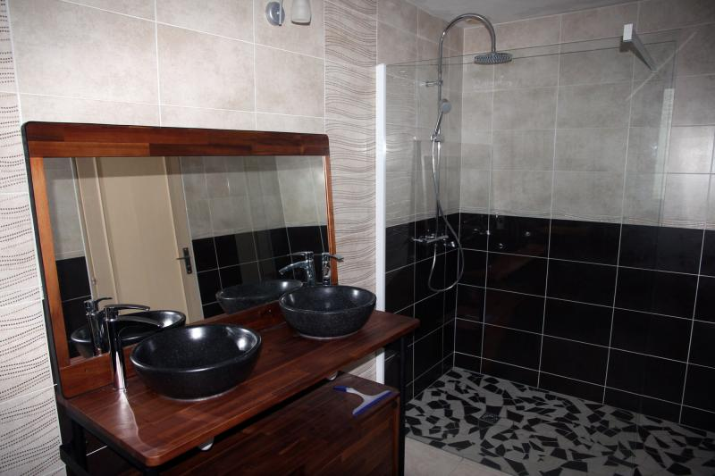salle de bain 1 Location Gite 72063 Colombey-les-Deux-Églises
