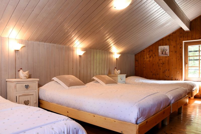 chambre 4 Location Chalet 73656 Châtel