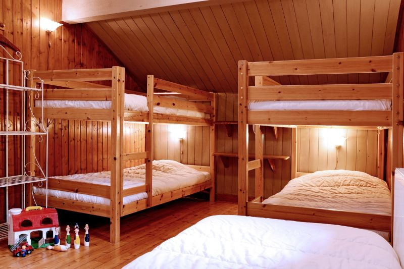 chambre 5 Location Chalet 73656 Châtel