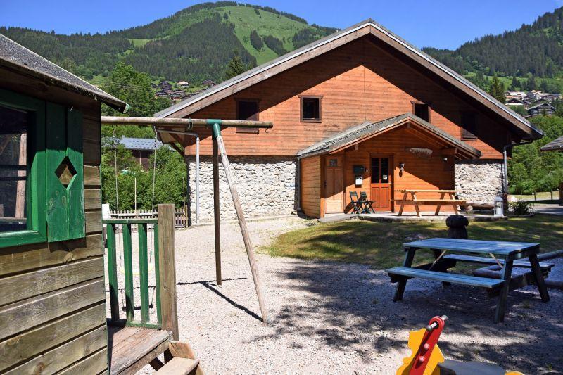 Jardin Location Chalet 73656 Châtel