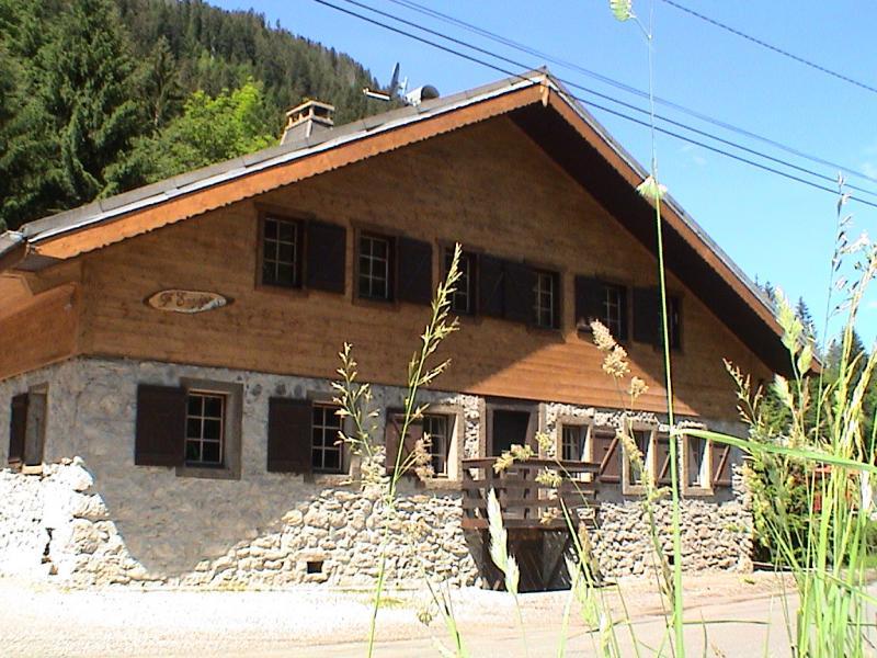 Vue à proximité Location Chalet 73656 Châtel