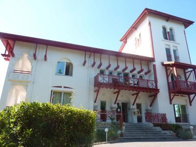 Vue ext�rieure de la location Location Appartement 73758 Saint Jean de Luz