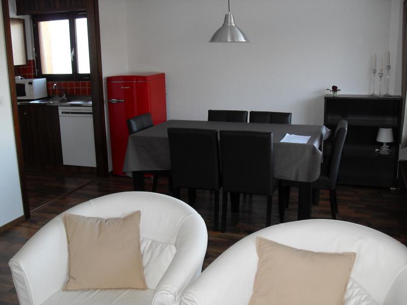 Salle à manger Location Appartement 74081 La Tzoumaz