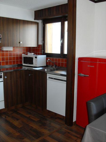 Coin cuisine Location Appartement 74081 La Tzoumaz