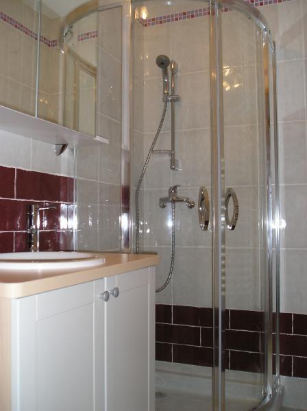 salle de bain Location Appartement 78318 Serre Chevalier
