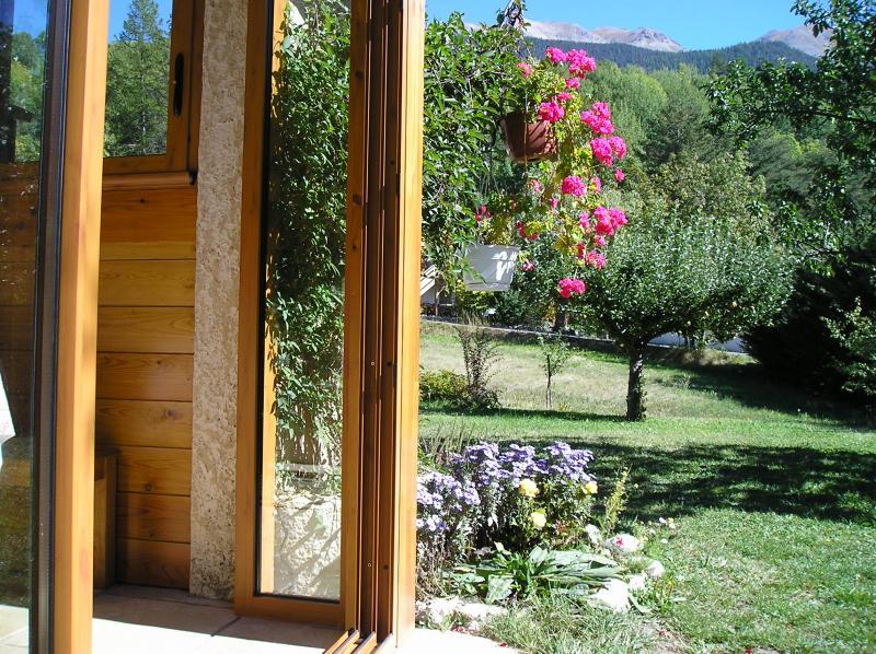 Jardin Location Appartement 78318 Serre Chevalier
