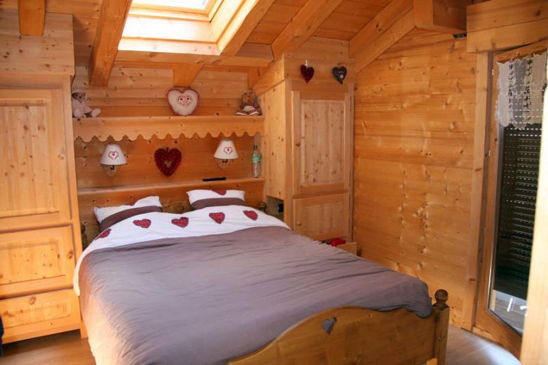 chambre 1 Location Chalet 80673 Saint-Gervais-les-Bains