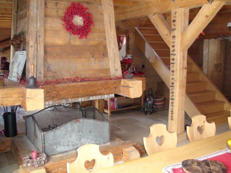 Salle à manger Location Chalet 80673 Saint-Gervais-les-Bains