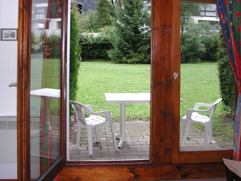 Terrasse Location Appartement 81787 Les Contamines Montjoie