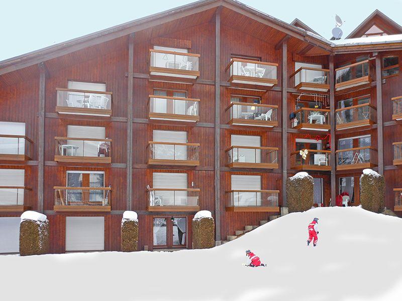 Vue extérieure de la location Location Appartement 81787 Les Contamines Montjoie