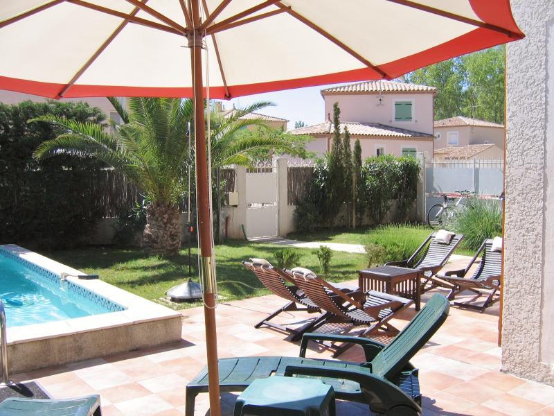 Terrasse Location Villa 90171 Le Grau du Roi