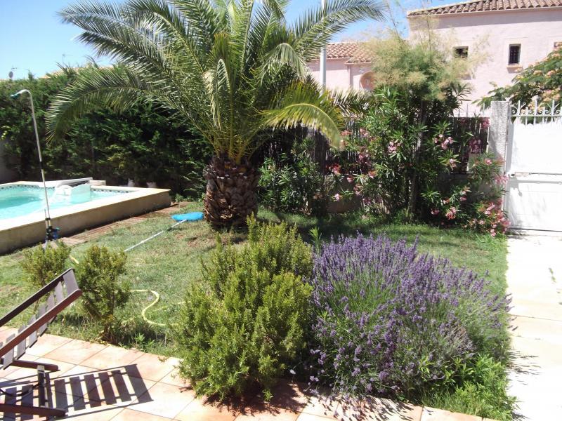 Jardin Location Villa 90171 Le Grau du Roi