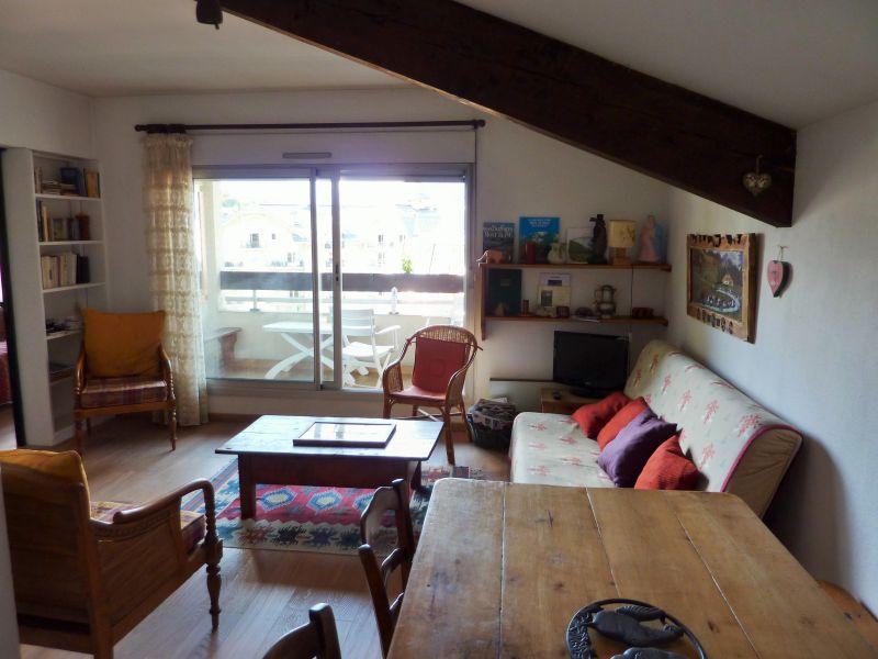 Séjour Location Appartement 90917 Saint Gervais Mont-Blanc
