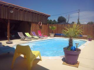 Piscine Location Maison 91012 Arcachon