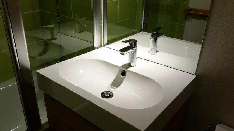 salle de bain Location Appartement 91167 Les Menuires