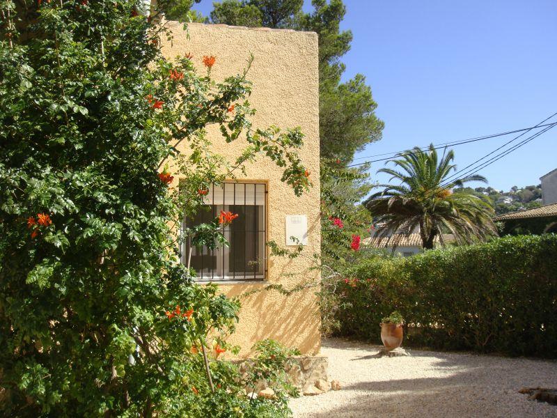 Jardin Location Villa 91445 Jávea