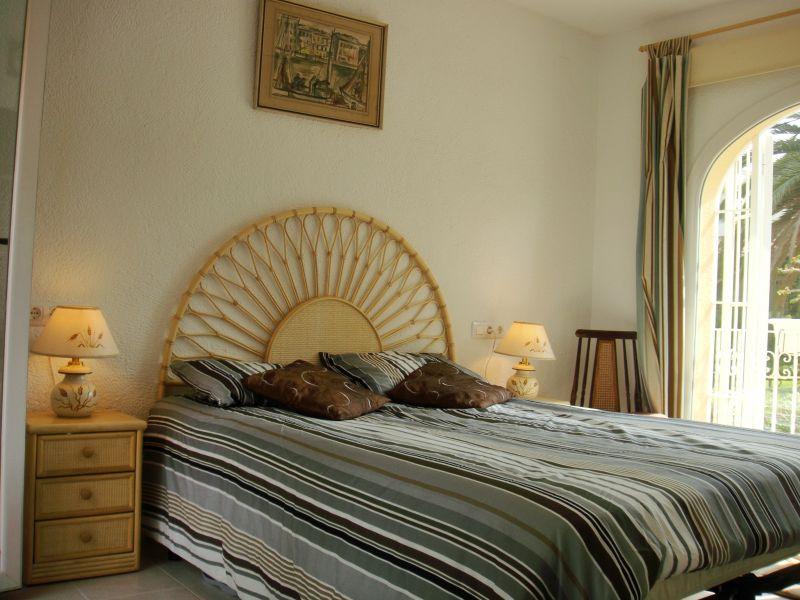 chambre 2 Location Villa 91445 Jávea