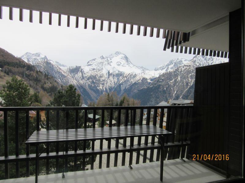 Balcon Location Appartement 91727 Les 2 Alpes