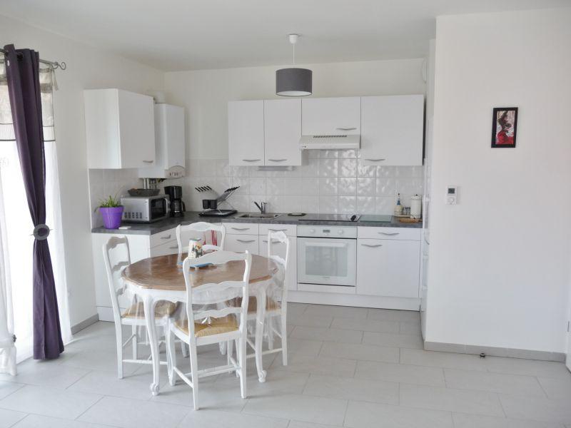 Coin cuisine Location Appartement 92237 La Teste de Buch