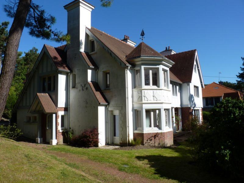 Vue extérieure de la location Location Appartement 92348 Le Touquet