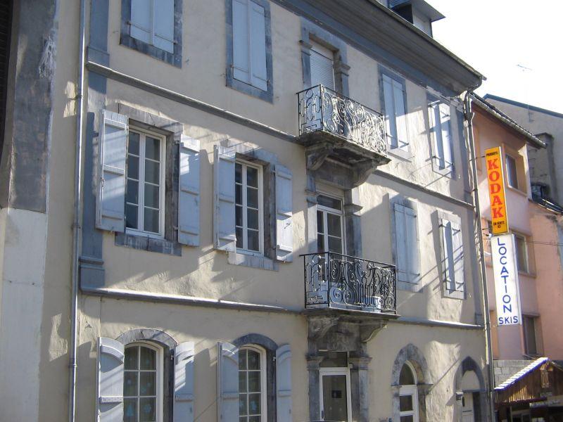 Vue depuis la location Location Appartement 92519 Barèges