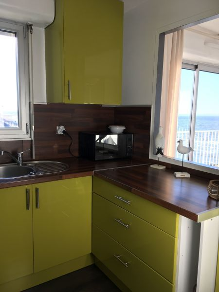 Cuisine américaine Location Appartement 92826 Luc sur Mer