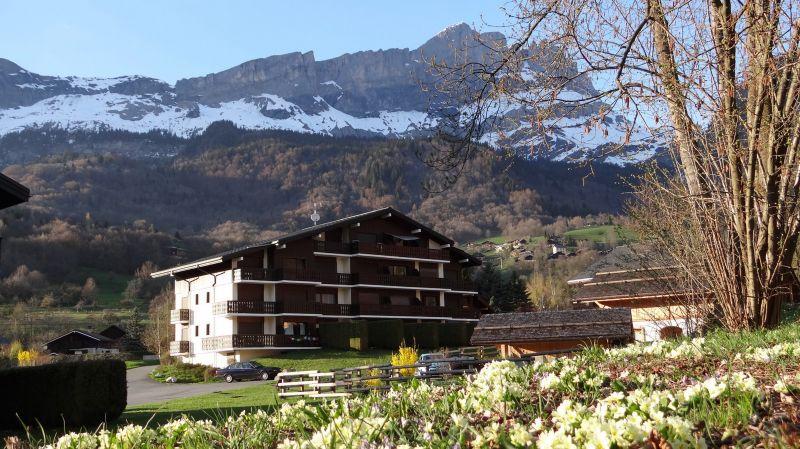 Vue extérieure de la location Location Studio 93266 Chamonix Mont-Blanc