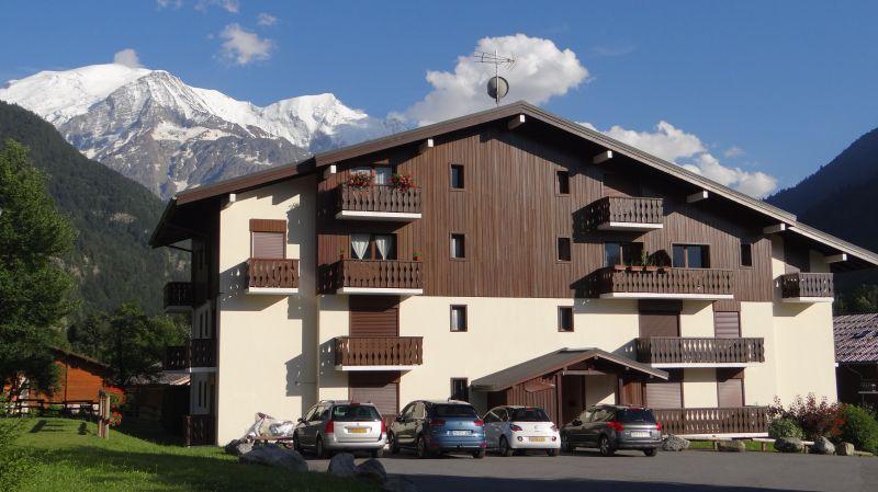 Parking Location Studio 93266 Chamonix Mont-Blanc