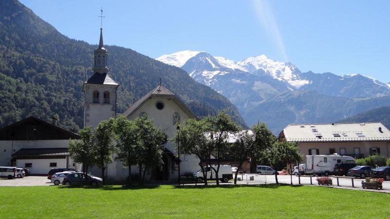 Vue à proximité Location Studio 93266 Chamonix Mont-Blanc