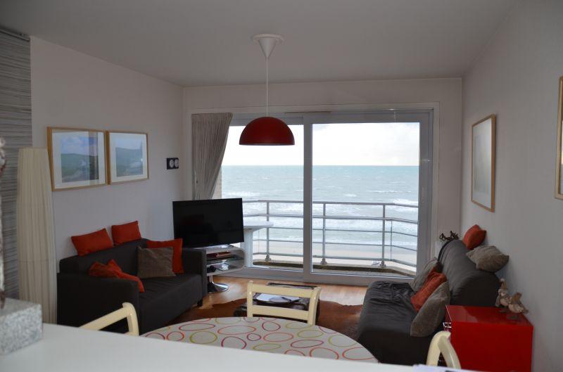 Salon Location Appartement 93449 Bray-Dunes